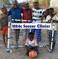 soccer 4 children